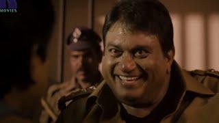 Rachaa - Ali funny scene with police - Best Comedy Scene - Racha Movie Scenes - Ram Charan, Tamanna