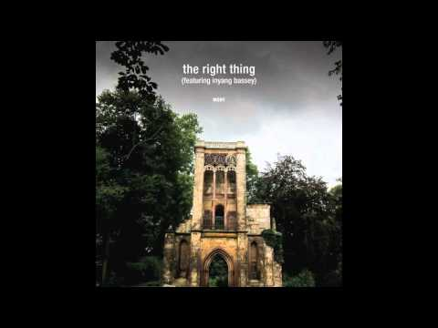 Moby - The Right Thing (Cosmonauts Remix)