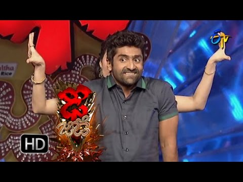 Dhee Jodi - Intro – 24th August  2016 – ETV Telugu thumbnail