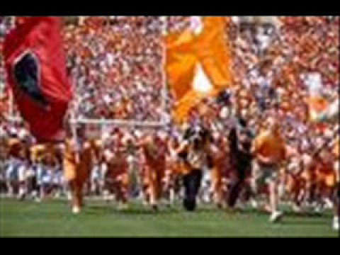 University Of Tennessee Unofficial Fight Song- Rocky Top Video