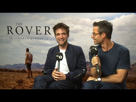 4 Minutes Of Film With Rhianna 14 Aug 14. Robert Pattinson & Guy Pearce