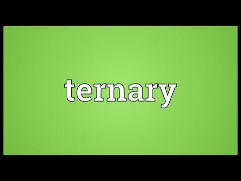 Header of ternary