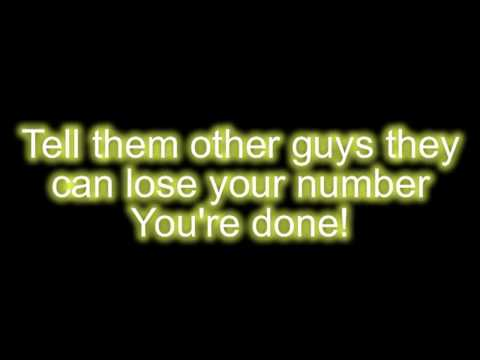 Jason Derulo   It Girl + Lyrics on Screen HD NEW SINGLE SONG 2011