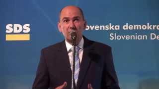 Janez Janša - ne bo treba zgolj poslušati pa gledati gospoda Štruklja in Karla Erjavca (30.5.2015)