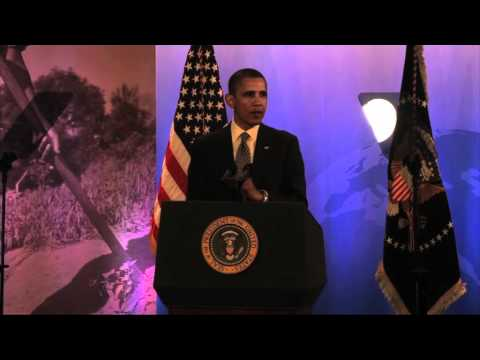 WorldLeadersTV: BARACK OBAMA: FOOD SECURITY in AFRICA: G8 GOALS (IFAD)