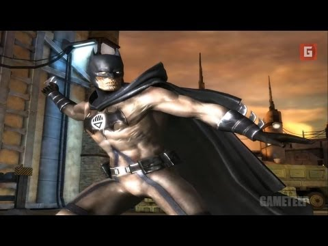 Injustice Gods Among us Blackest Night Batman us – Blackest Night Batman
