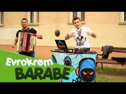 EVROKREM BARABE - Cover Mix 1