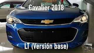 Cavalier 2018 Versión base