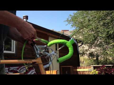 How to wrap road-bike handlebars