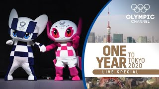 One Year To Go To Tokyo 2020 – Live Special