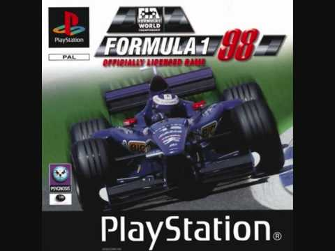 Formula One 98 Soundtrack  Menu Theme