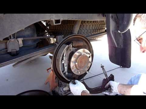 2004 Toyota Tacoma Brake Replacement How To Save Money