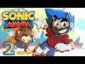 Sonic Mania | Let's Play Ep. 2: Emerald City | Super Beard Bros.