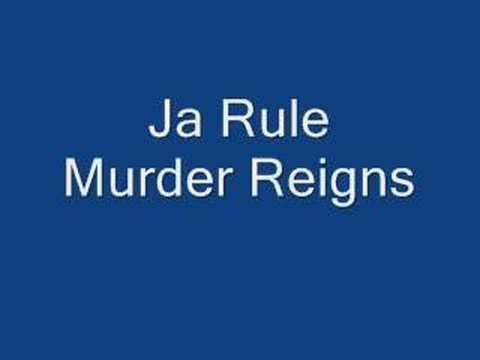 Ja Rule - Murder Reigns