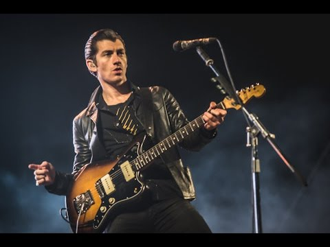 Arctic Monkeys - Don&#039;t Sit Down Cause I&#039;ve Moved Your Chair (Live on Letterman) [HD]