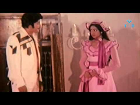Lingaa Rajinikanth's Ram Robert Rahim Movie - Krishna Making Fun With Sridevi video