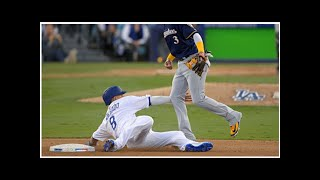 Dodgers' Manny Machado slide results in 'Utley rule' double play and Twitter reacts