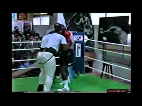 Mike Tyson Sparring Lost Tapes Full Image 1
