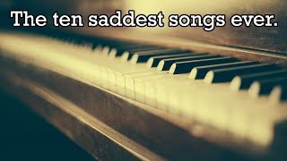 10 Easy Sad Songs On Piano You Can Play These