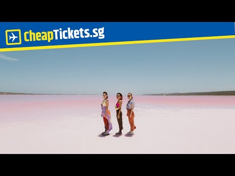 The Perth-fect Girls Trip to Western Australia