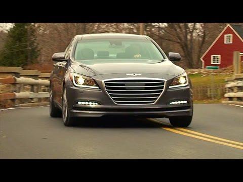 2016 Hyundai Genesis - TestDriveNow.com Review by Auto Critic Steve Hammes