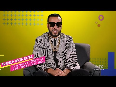 French Montana Gives Back To Uganda
