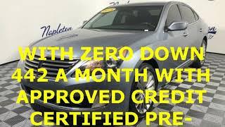 Used 2015 Hyundai Equus West Palm Beach FL Lake Worth, FL #PFU093847