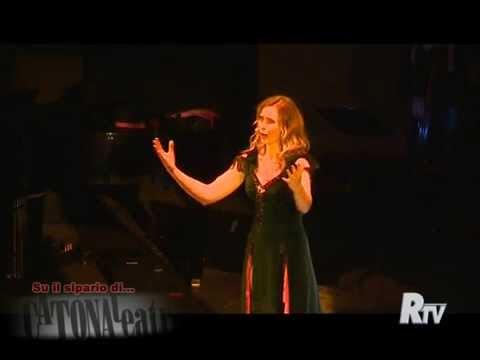 """Catonateatro in pillole – Serena Autieri – """"La Sciantosa"""" – produzione RTV"""
