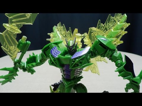 Age of Extinction Deluxe SNARL: EmGo's Transformers Reviews N' Stuff