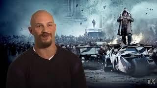 Tom Hardy, hablando de Bane