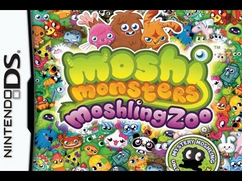 CGRundertow MOSHI MONSTERS: MOSHLING ZOO for Nintendo DS Video Game Review