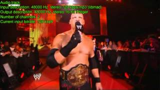 WWE Friday Night Smackdown 29/10/10 (Part 1)