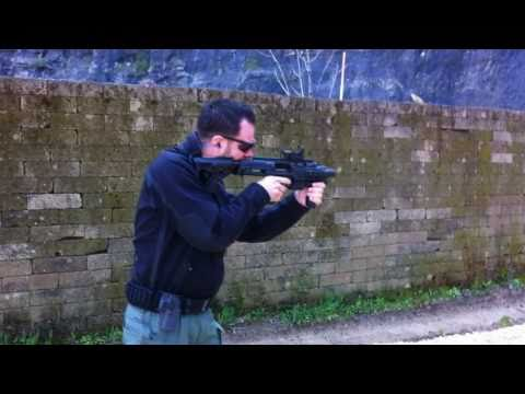 RONI G1 WITH GLOCK 17 CARABINE KIT