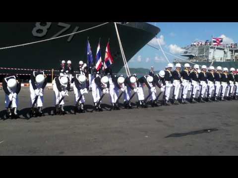 แฟนซีดิว(Fancy Drill ) งานวันเด็ก-นักเรียนจ่าทหารเรือ