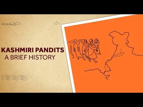Kashmiri Pandits - A Brief History