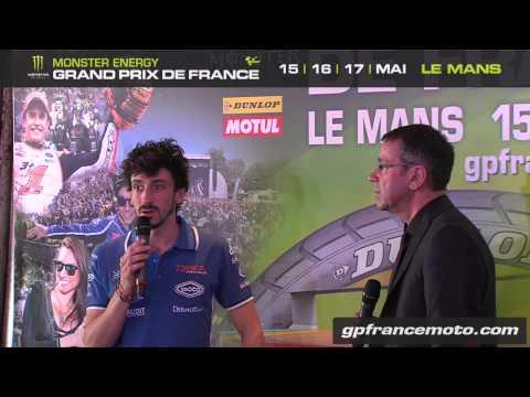 Conférence de presse - Monster Energy Grand Prix de France 2015 (Intégralité - 1h10)