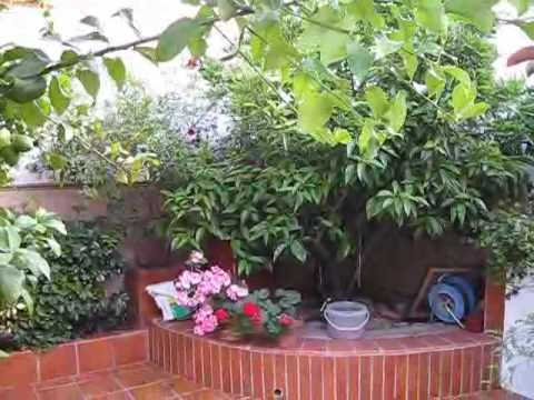 El jardin de mi casa youtube for Casa del jardin
