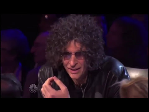 Howard Stern Makes 7-year-old Rapper Cry on America's Got Talent | @kollegekidd