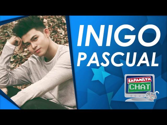 Kapamilya Chat with Inigo Pascual