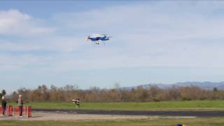 Gaui 330X First Flight