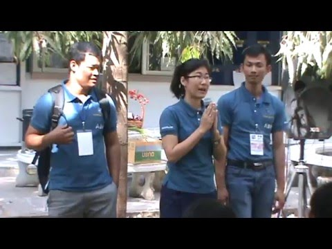 Cambodian Greeting Song 2 by Sotheavy