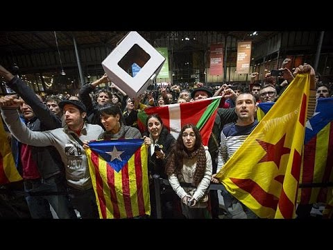 Majority support independence in Catalonia vote