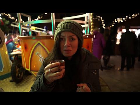 German Food Porn: Christmas Markets video