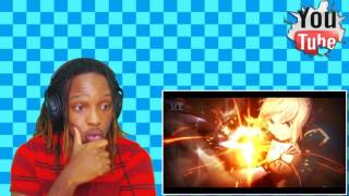 Top 10 Fate Anime Fights | [REACTION]
