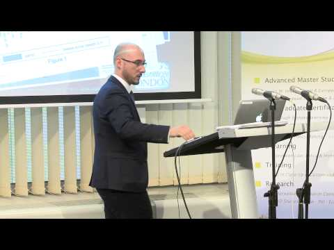 The Far East and Europe: A Maritime Security Perspective with Dr. Alessio Patalano