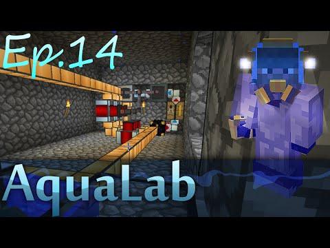 Liquifacting Coal | (aqualab) Yogscast Complete Modpack | Ep.14 video
