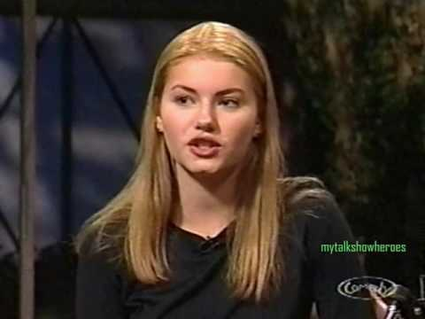 ELISHA CUTHBERT @ 16 on 'MIKE BULLARD'