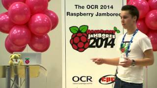 'Raspberry Robotics' Matthew Timmons-Brown - Raspberry Jamboree 2014