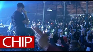 Chip brings out Giggs, Kojo Funds, Not3s & Lotto Boyzz at fire London show! (4K)