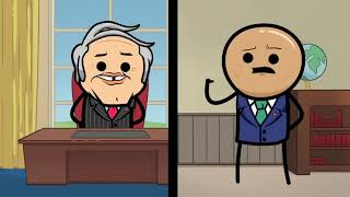 Cyanide and Happiness shorts   Jimmy Williams Compilation 1 It's everyone's favorite topic! Politics